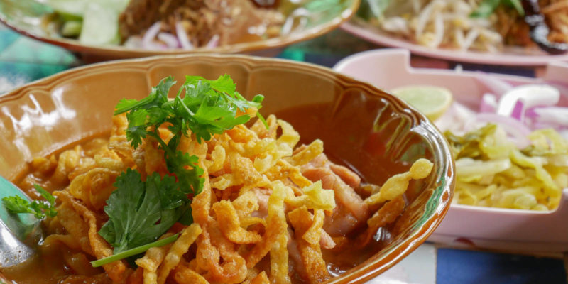 Enjoy Thai food and other unique Thailand experiences
