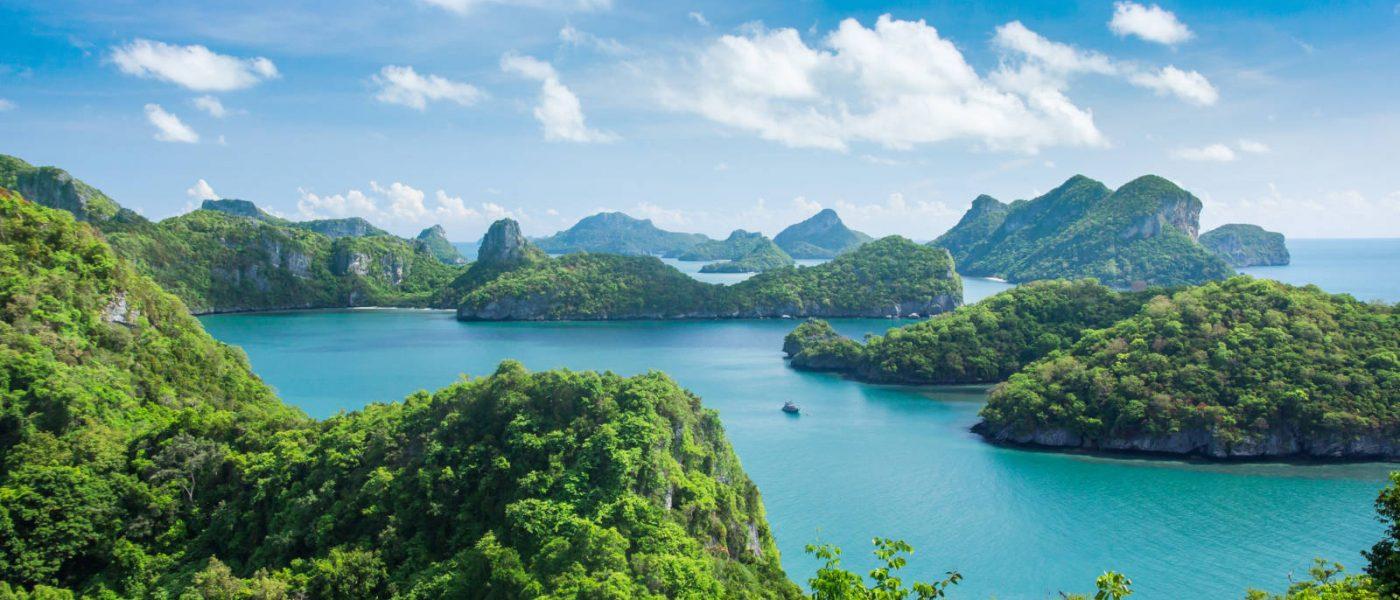 August in Thailand