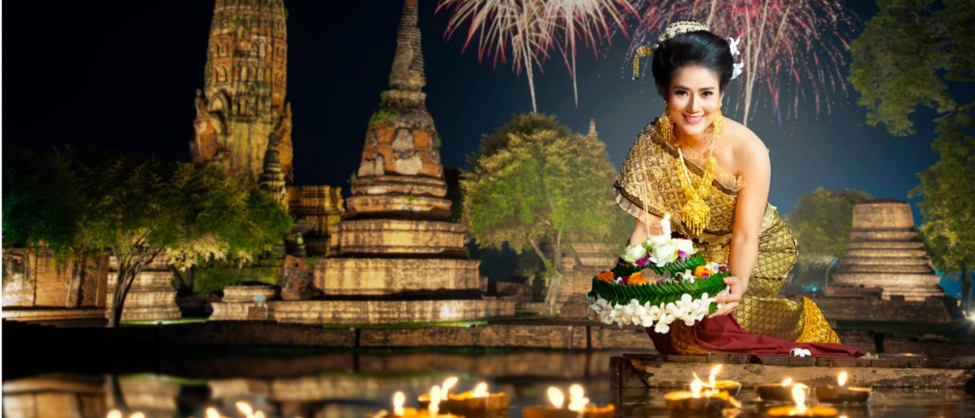 November in Thailand