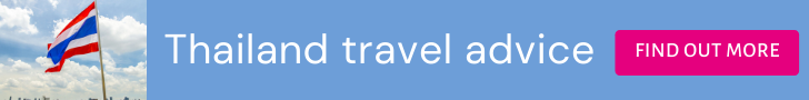 Thailand travel advice coronavirus (Covid-19)