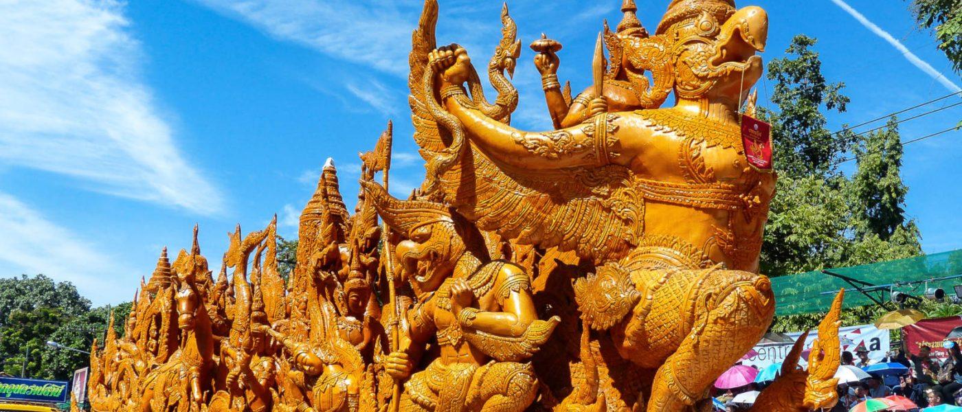 July in Thailand